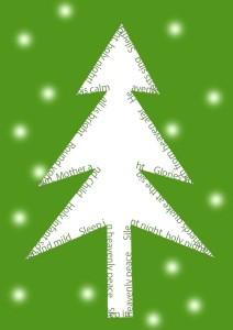 クリスマスフレーム