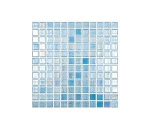 Kristal Azul Turquesa Nacarado