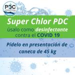 Super Chlor PDC – CANECA 45 KG
