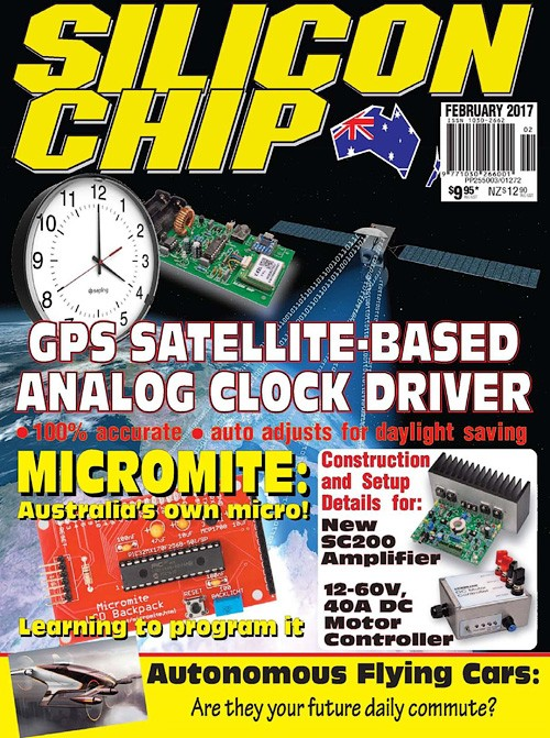Silicon Chip February 2017 Download