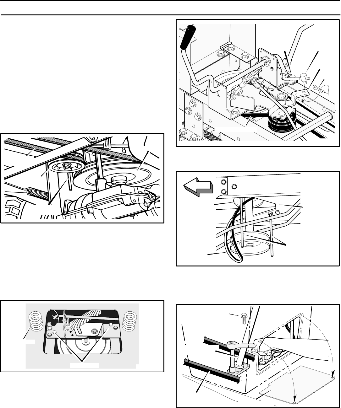 Page 29 Of Murray Lawn Mower X92c User Guide