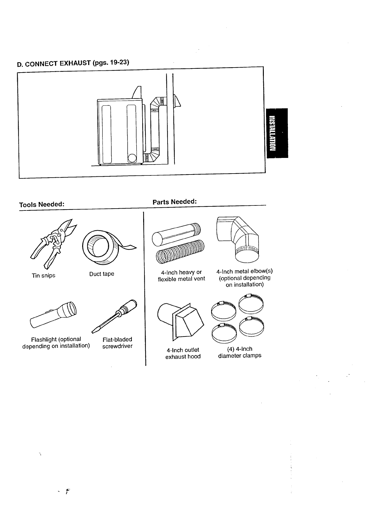 Page 7 Of Kenmore Clothes Dryer User Guide