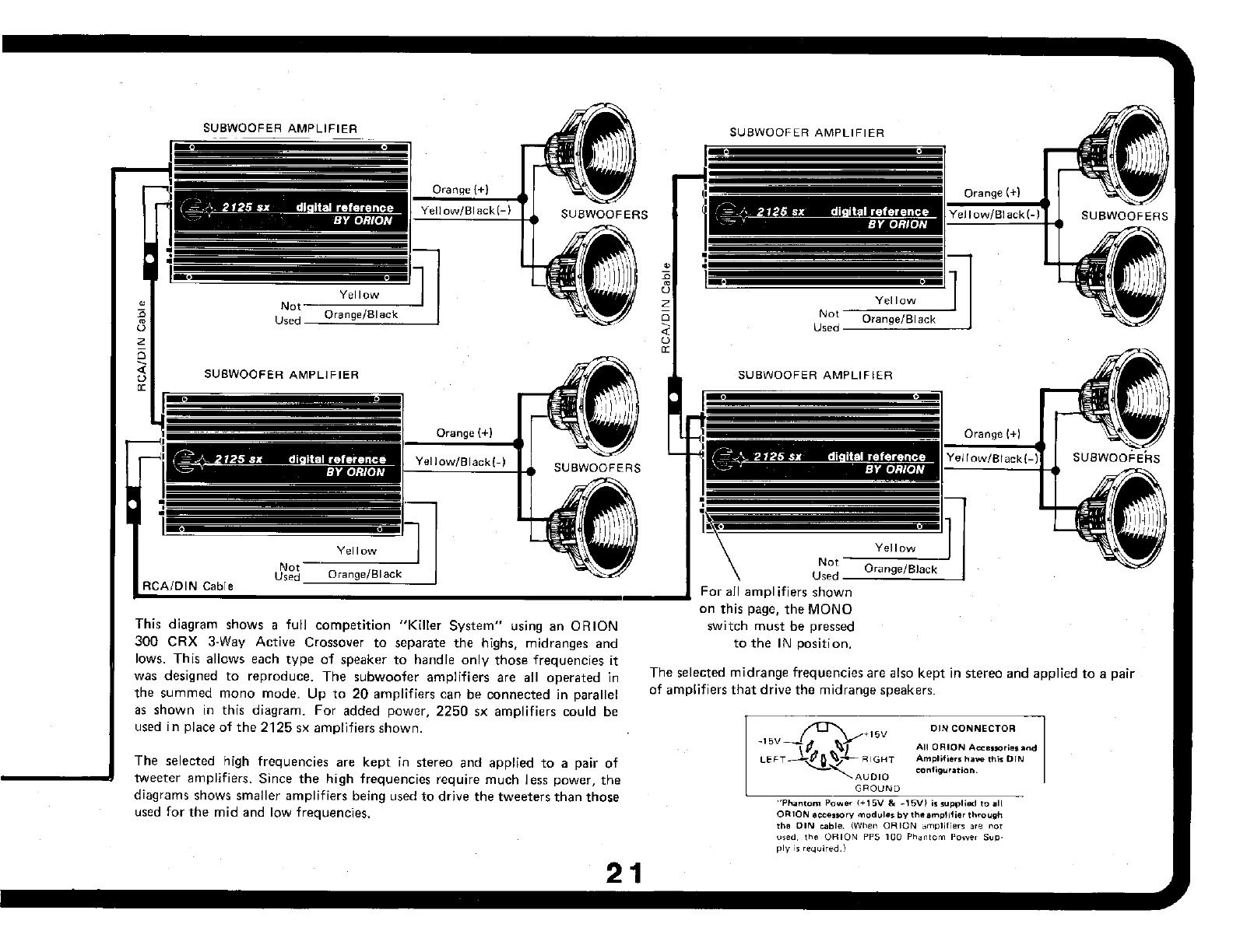 Blaupunkt Car Amplifier Manuals