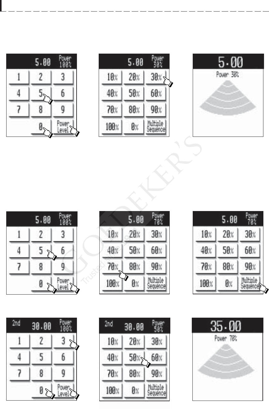 page 16 of dacor microwave oven dmt2420s user guide manualsonline com