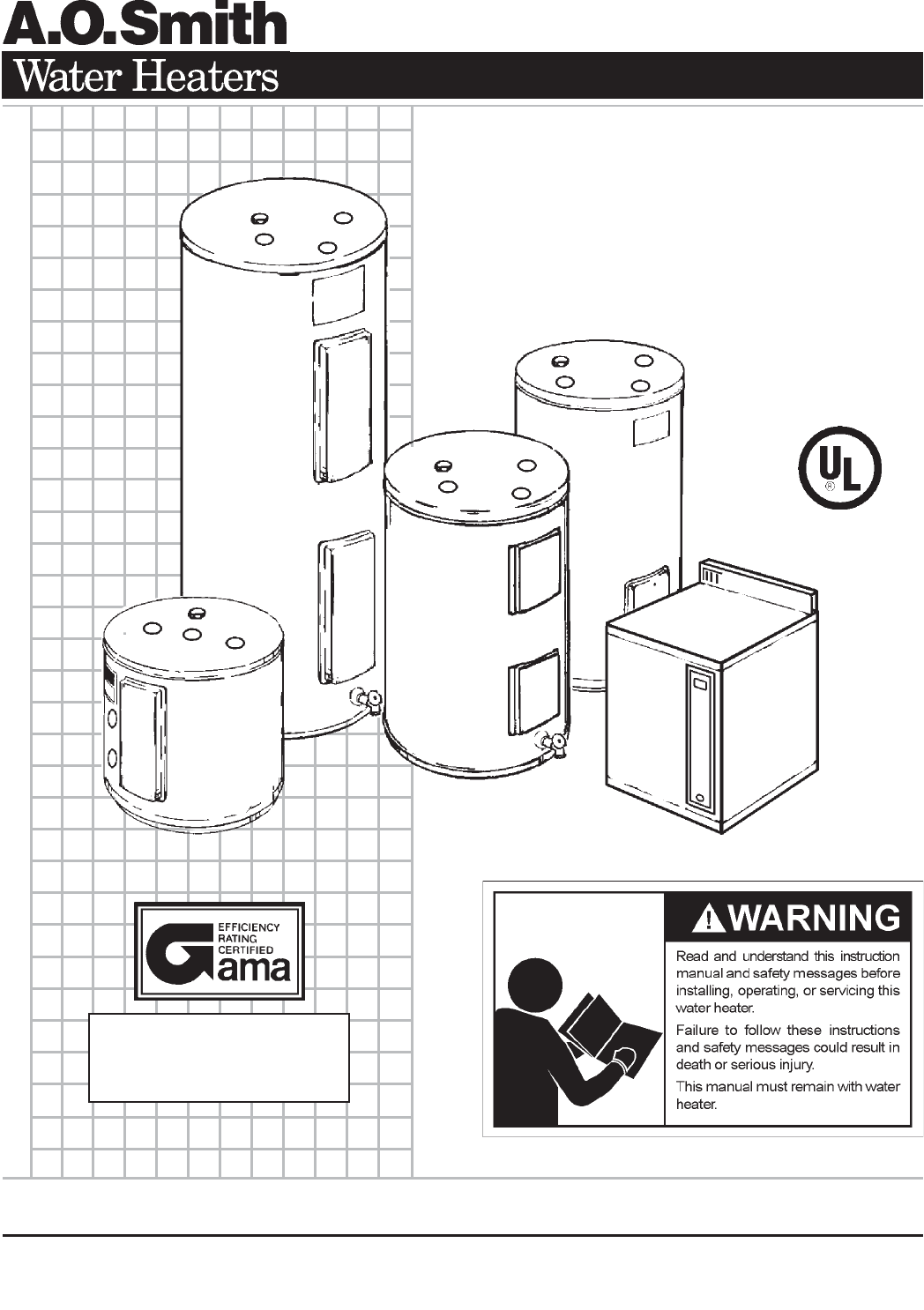 Gama Hot Water Heater Parts