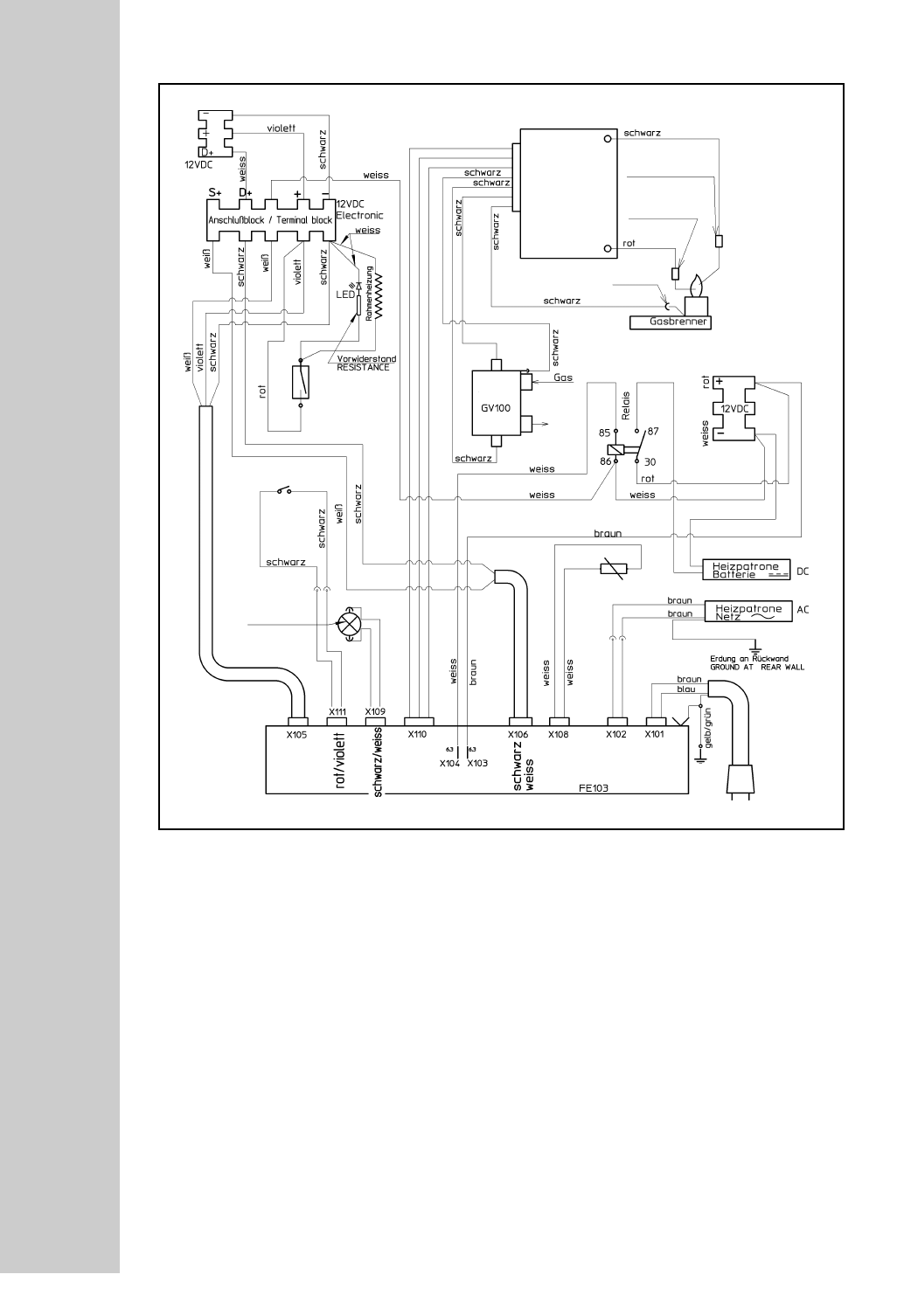 Page 29 Of Dometic Refrigerator Rm L User Guide