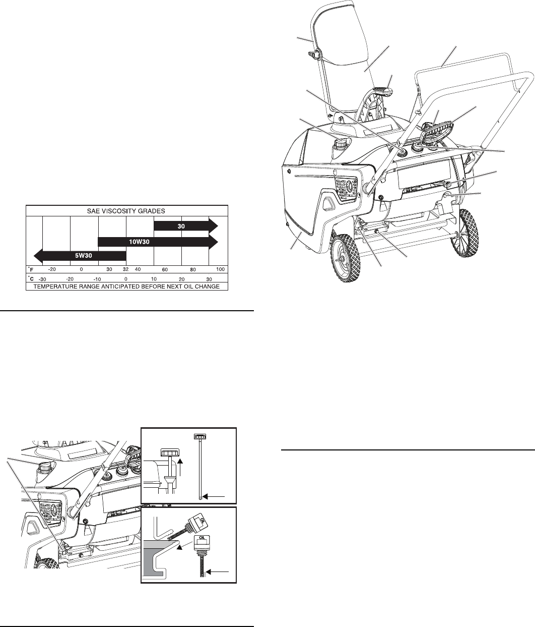 Page 6 Of Poulan Snow Blower Pr621 User Guide