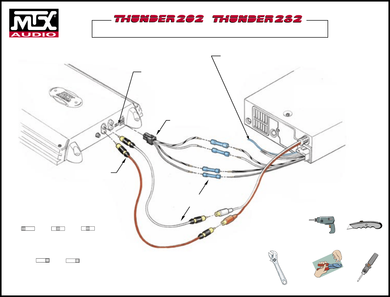 Sub Amp Wiring Diagram Remote
