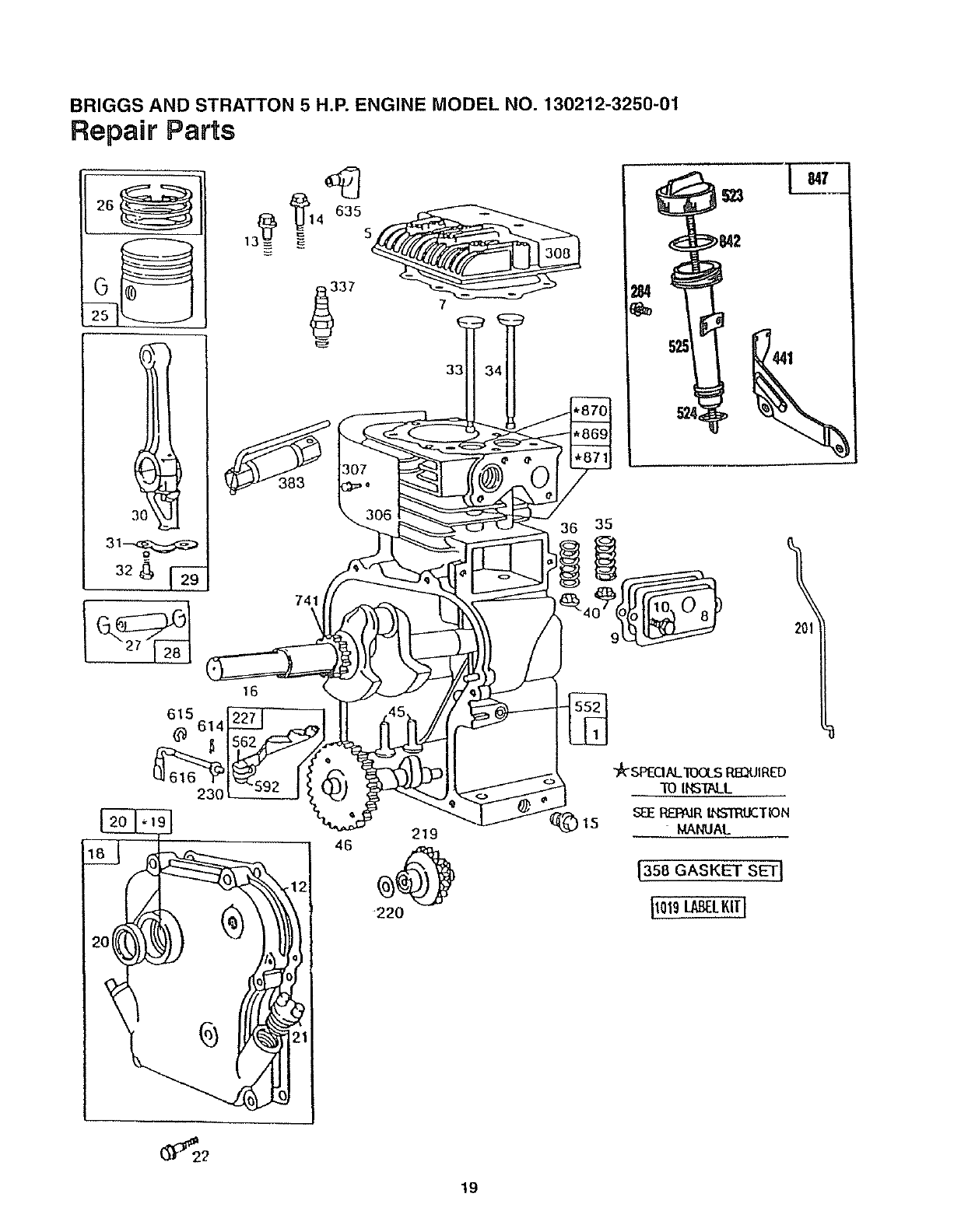 Page 19 Of Craftsman Chipper 247 User Guide