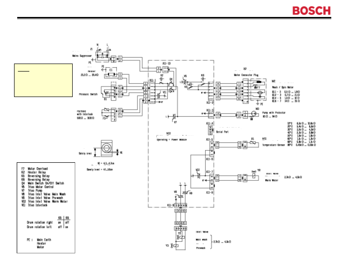 Bosch Integrated Dishwasher Wiring Diagram Ice Maker Wiring – Ice Maker Wiring Diagrams