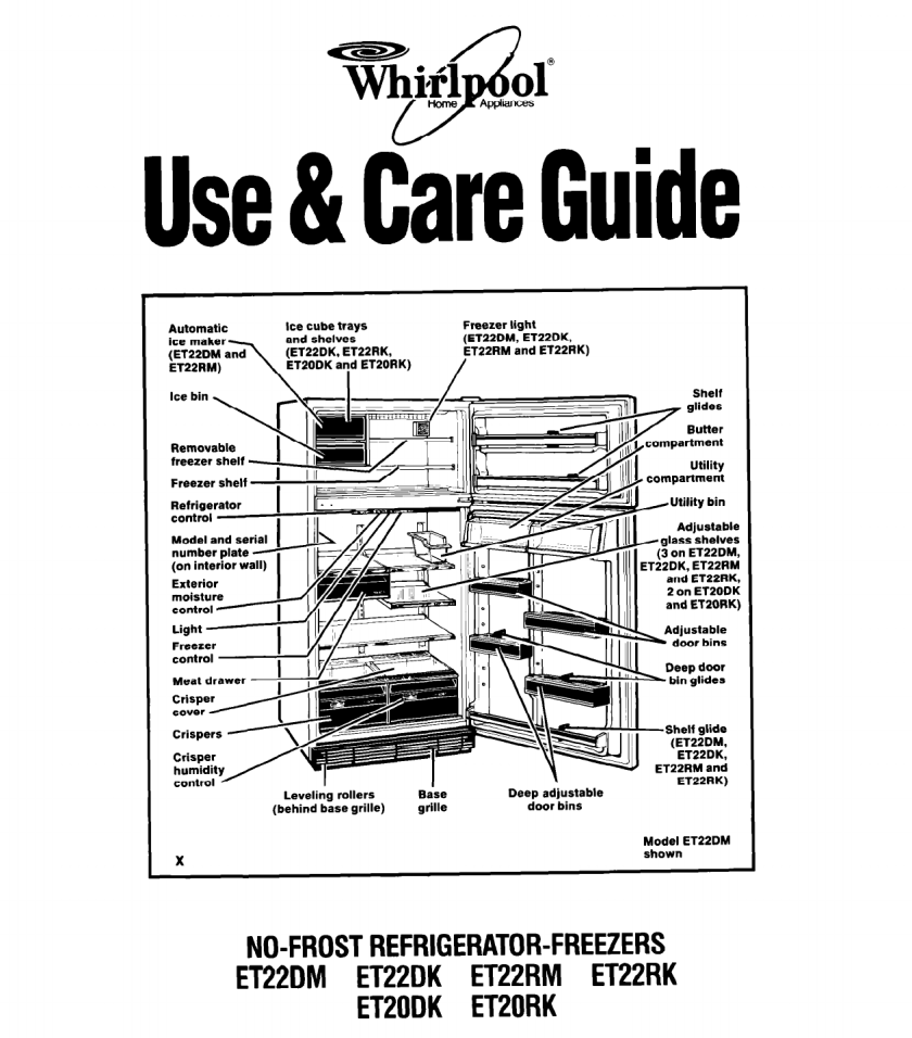 Whirlpool refrigerator model ed25pq 13 images free used wiring diagram pdf periodic whirlpool refrigerator asfbconference2016 Images