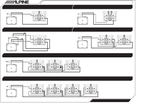 Page 4 of Alpine Car Speaker SWX1243D User Guide | ManualsOnline