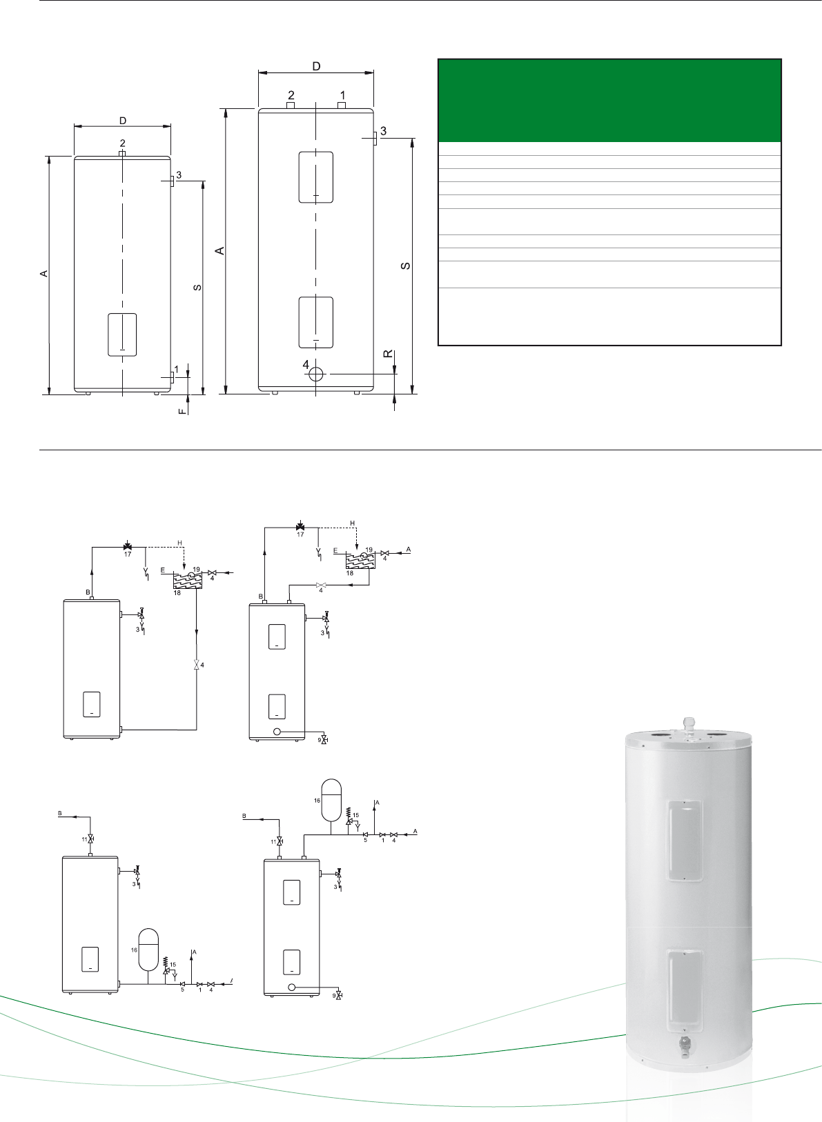 Page 3 Of A O Smith Water Heater Ees
