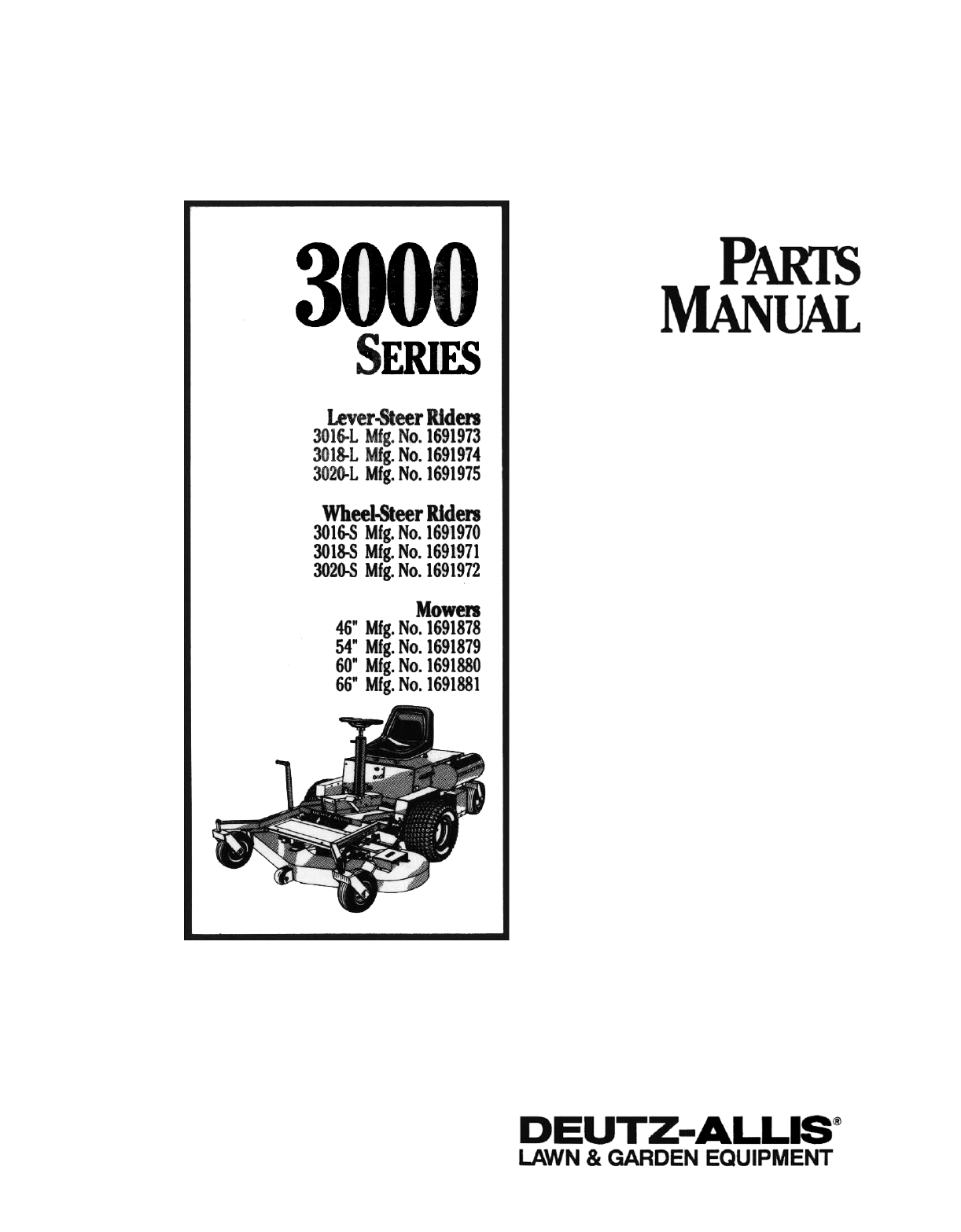 Snapper Lawn Mower Series User Guide