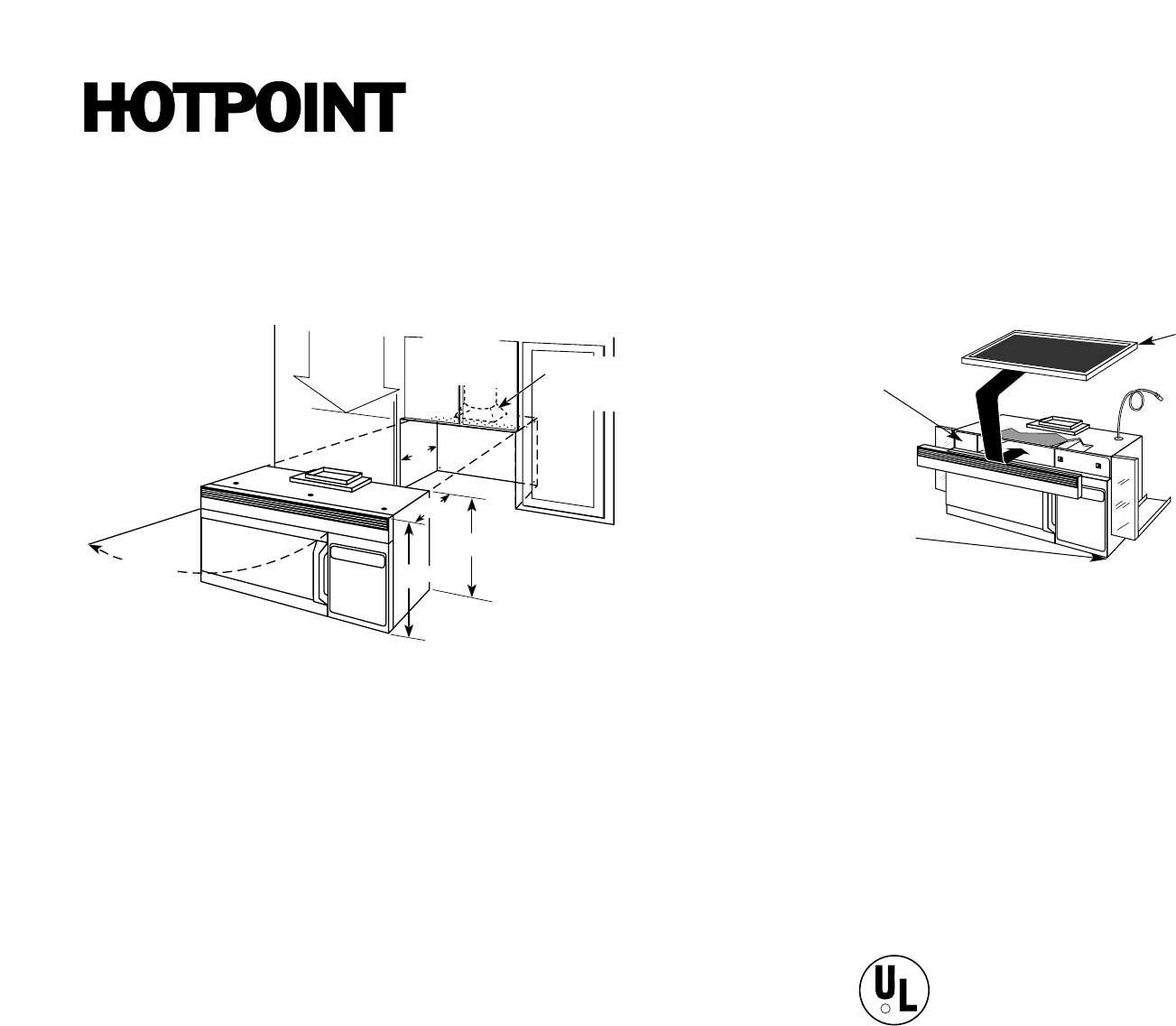 Hotpoint Microwave Oven Rvm Wc User Guide