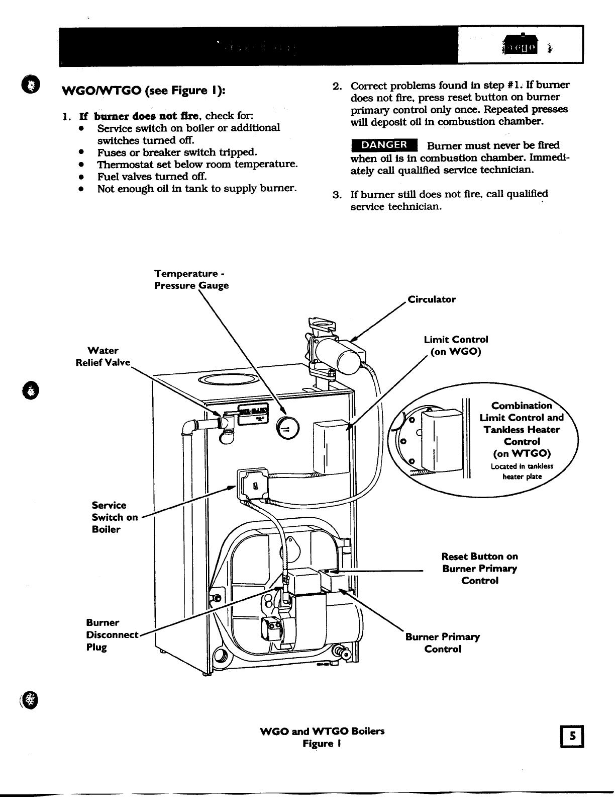 Weil Mclain Oil Boiler Wiring Diagram