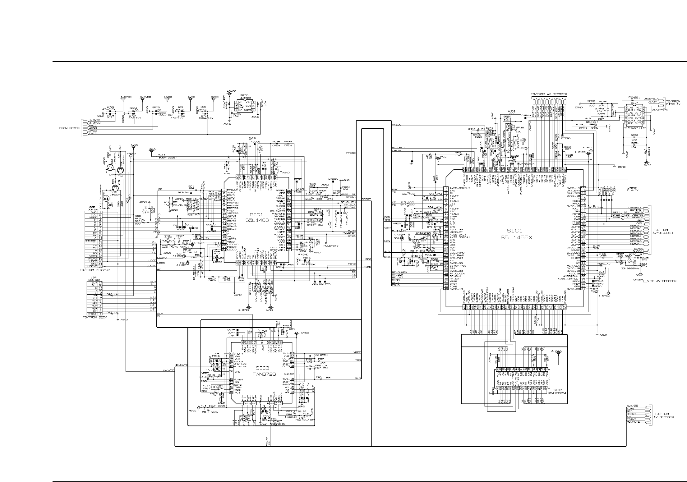 Jack Audio Electrical Diagram