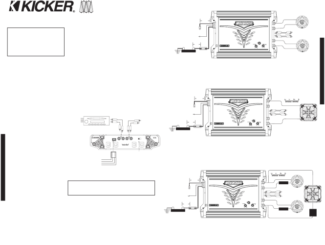 kicker l wiring diagram ohm wiring diagrams kicker l7 2 ohm wiring auto diagram schematic