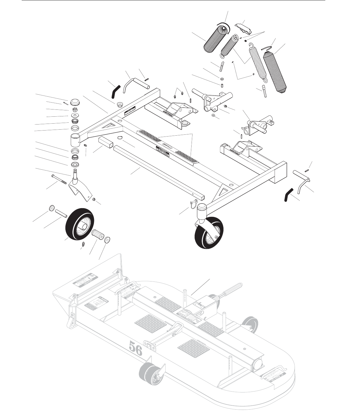 page 33 of walker lawn mower 62 inch user guide