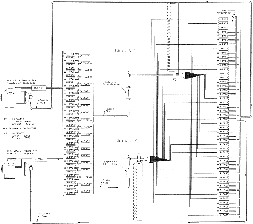 Computer Network Diagram