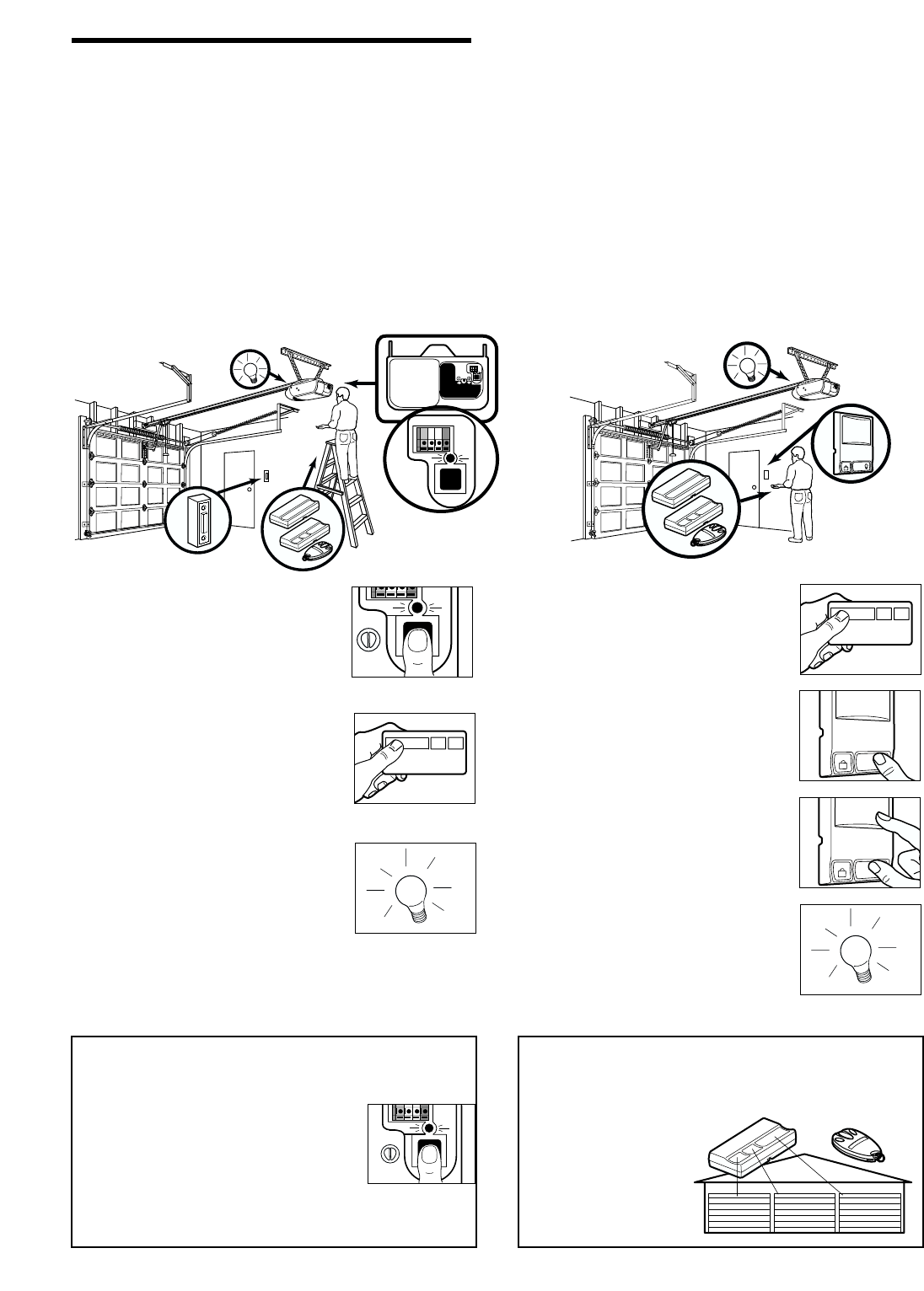 Page 31 Of Chamberlain Garage Door Opener 1 3 Hp User