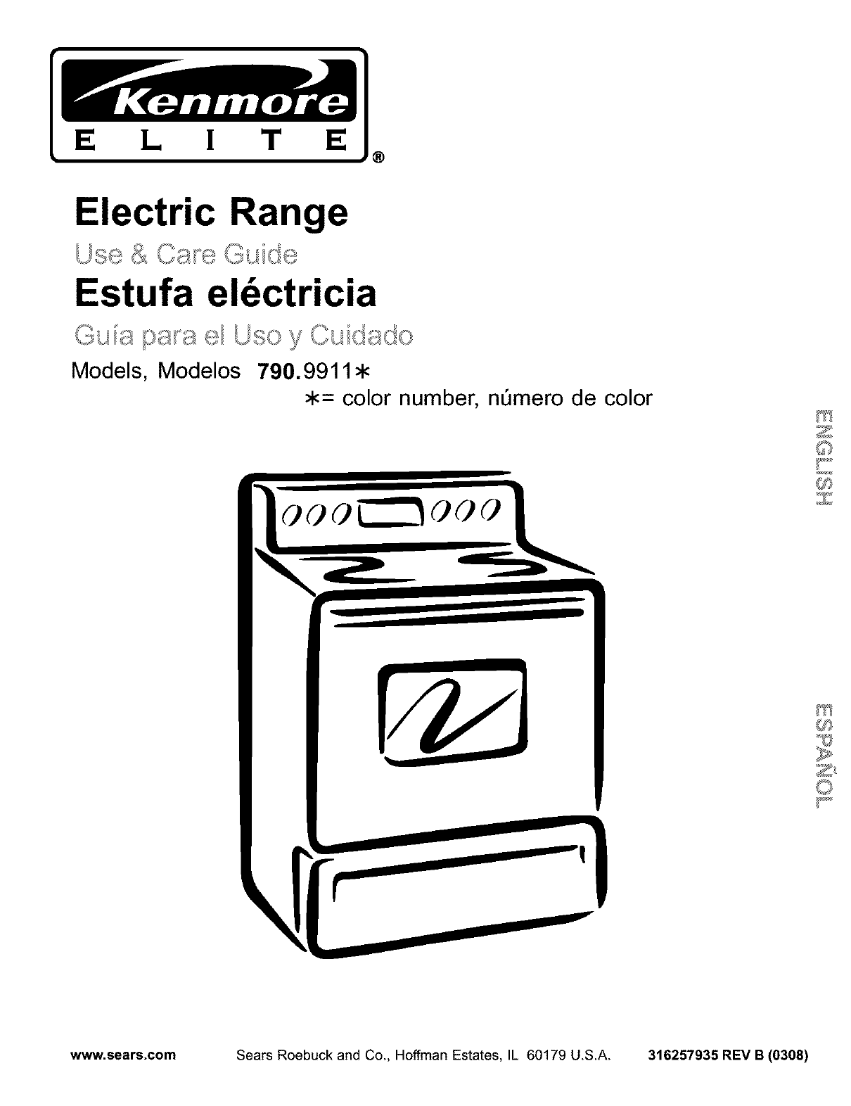 Kenmore 790 Electric Range Wiring Diagram. Kenmore Double ... on
