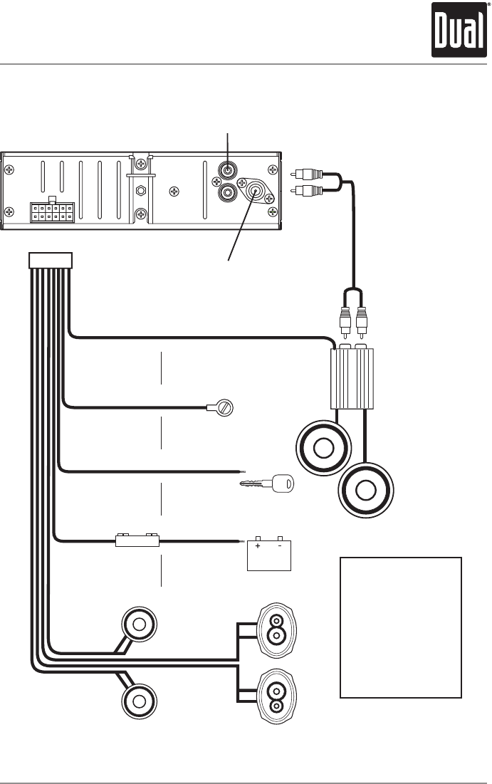 dual stereo wiring harness walmart with Dual Xd1225 Wiring Harness Diagram For 07 Cobalt on Dual Xd1225 Wiring Harness Diagram For 07 Cobalt furthermore Dual Radio Wiring Harness in addition Dual Radio Wiring Harness together with Jvc Stereo Wiring Harness Diagram Pdf together with Rigid Industries Dually Wire Diagram.