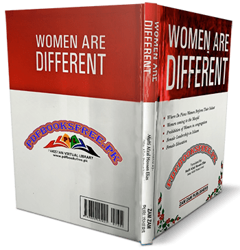Women Are Different By Mufti Afzal Hossen Elias Pdf Free Download