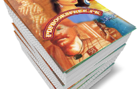Jawari Novel Complete 4 Volumes by Ahmed Iqbal Pdf Free Download