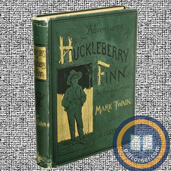 Adventures of Huckleberry free download pdf book