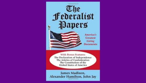 The Federalist Papers Book