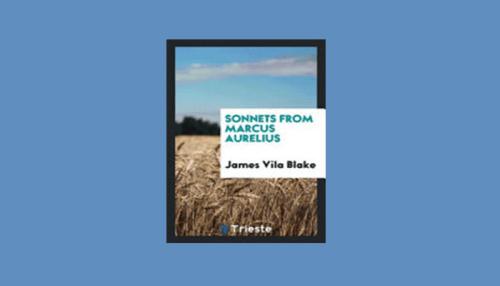 The Sonnets of Marcus Aurelius pdf
