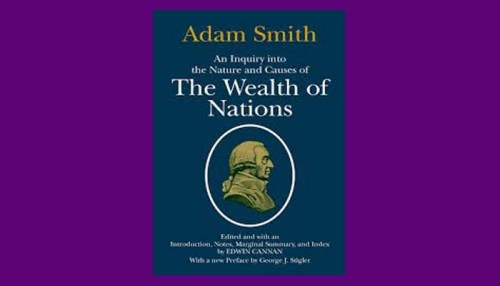 Wealth Of Nations Book