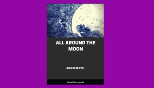 All Around The Moon Book