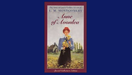 Anne of Avonlea Novel