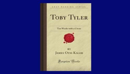 Toby Tyler Book
