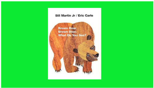 Brown Bear, Brown Bear,book pdf