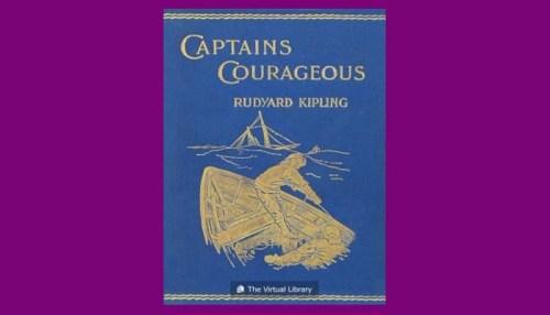 Captains Courageous Book