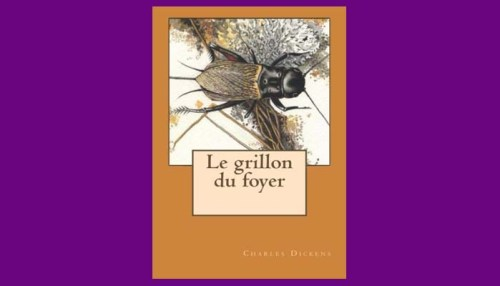 Le Grillon Du Foyer Book