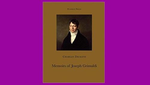 Memoirs Of Joseph Grimaldi Book