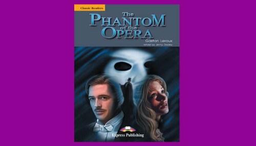 Phantom Of The Opera Book