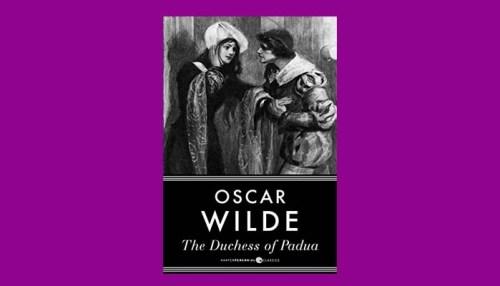 The Duchess Of Padua Book