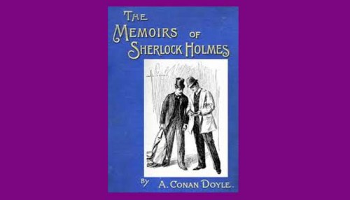 The Memoirs Of Sherlock Holmes Book