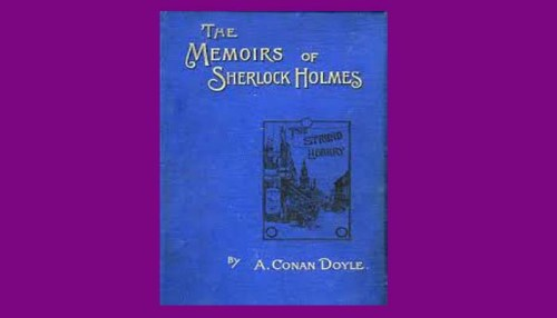 The Return of Sherlock Holmes Book