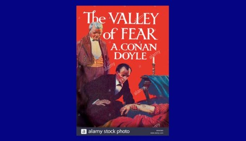 The Valley Of Fear Book