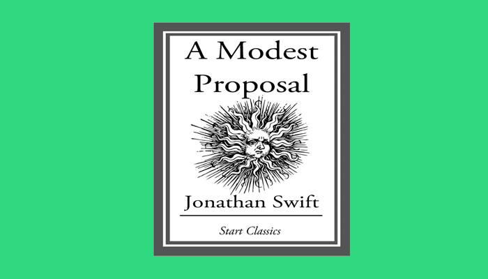 a modest proposal pdf book