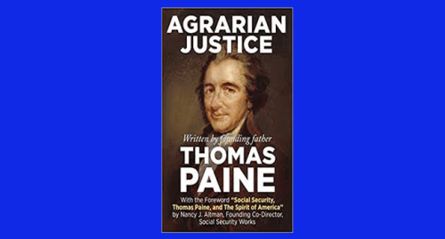 agrarian justice pdf