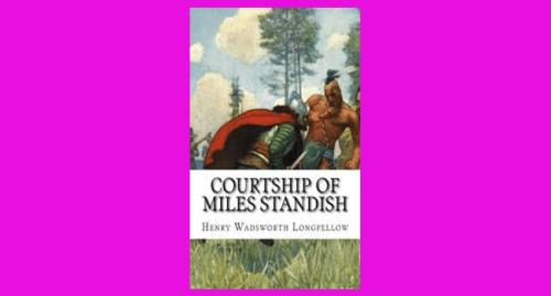 courtship of miles standish pdf