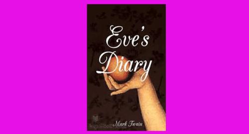 eve's diary pdf