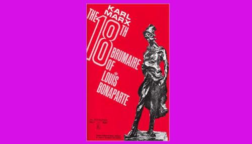 18th brumaire pdf